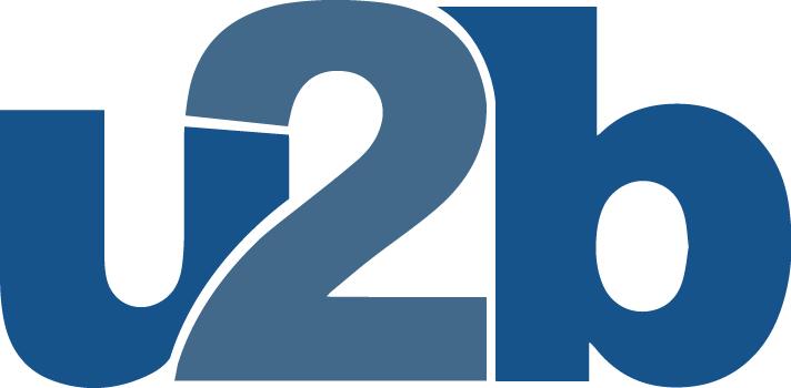 U2B Logotyp
